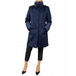 Cappotto Donna con manica trapuntata