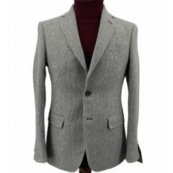 Giacca Uomo Tweed foderata Drop 7R