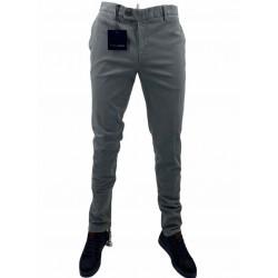 Pantalone Uomo Slim Lavato