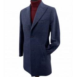 Cappotto Uomo Blu